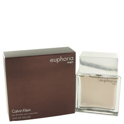 Euphoria by Calvin Klein Eau De Toilette Spray 3.4 oz (Men)