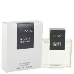Krizia Time by Krizia Eau De Toilette Spray 1.7 oz (Men)