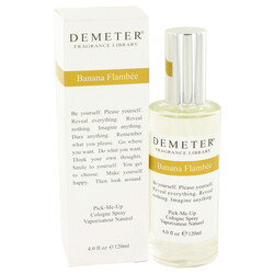 Demeter by Demeter Banana Flambee Cologne Spray 4 oz (Women)