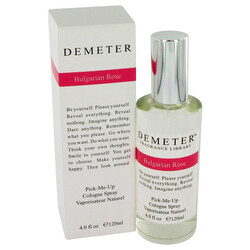 Demeter Bulgarian Rose by Demeter Cologne Spray 4 oz (Women)