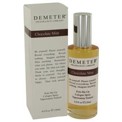 Demeter Chocolate Mint by Demeter Cologne Spray 4 oz (Women)