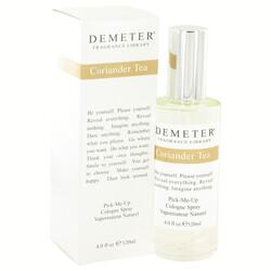 Demeter Coriander Tea by Demeter Cologne Spray 4 oz (Women)