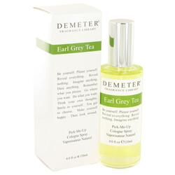 Demeter Earl Grey Tea by Demeter Cologne Spray 4 oz (Women)