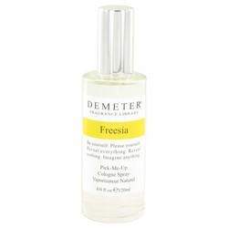 Demeter Freesia by Demeter Cologne Spray 4 oz (Women)