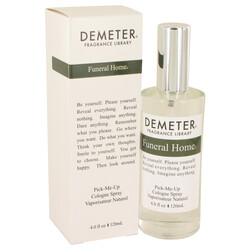 Demeter Funeral Home by Demeter Cologne Spray 4 oz (Women)