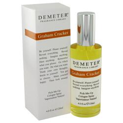 Demeter Graham Cracker by Demeter Cologne Spray 4 oz (Women)