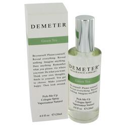 Demeter Green Tea by Demeter Cologne Spray 4 oz (Women)