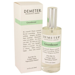 Demeter Greenhouse by Demeter Cologne Spray 4 oz (Women)