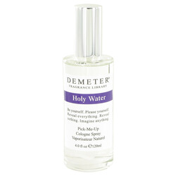 Demeter Holy Water by Demeter Cologne Spray 4 oz (Women)