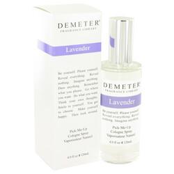 Demeter Lavender by Demeter Cologne Spray 4 oz (Women)
