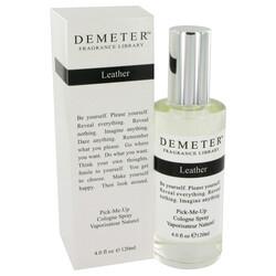 Demeter Leather by Demeter Cologne Spray 4 oz (Women)
