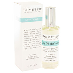 Demeter Lily of The Valley by Demeter Cologne Spray 4 oz (Women)