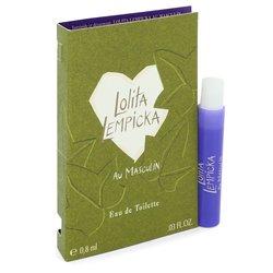 LOLITA LEMPICKA by Lolita Lempicka Vial (sample) .04 oz (Men)