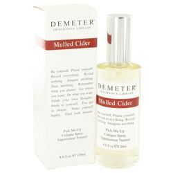 Demeter Mulled Cider by Demeter Cologne Spray 4 oz (Women)