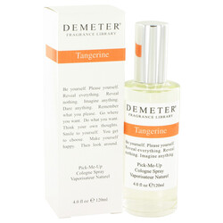 Demeter by Demeter Tangerine Cologne Spray 4 oz (Women)