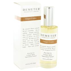 Demeter by Demeter Ginger Cookie Cologne Spray 4 oz (Women)