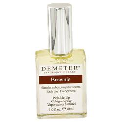 Demeter Brownie by Demeter Cologne Spray 1 oz (Women)
