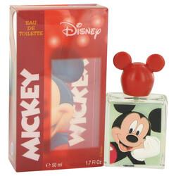 Mickey by Disney Eau De Toilette Spray 1.7 oz (Men)
