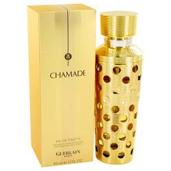 CHAMADE by Guerlain Eau De Toilette Spray Refillable 3.1 oz (Women)
