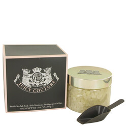 Category: Dropship Fragrance & Perfume, SKU #448290, Title: Juicy Couture by Juicy Couture Pacific Sea Salt Soak in Gift Box 10.5 oz (Women)