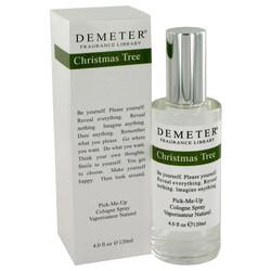 Demeter Christmas Tree by Demeter Cologne Spray 4 oz (Women)