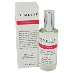 Demeter Cherry Blossom by Demeter Cologne Spray 4 oz (Women)
