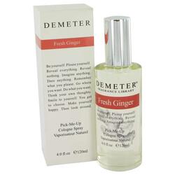 Demeter Fresh Ginger by Demeter Cologne Spray 4 oz (Women)