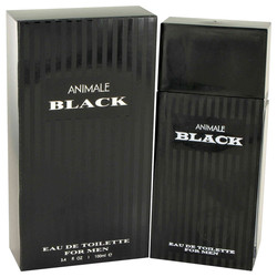 Animale Black by Animale Eau De Toilette Spray 3.4 oz (Men)
