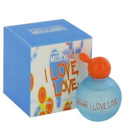 I Love Love by Moschino Mini EDT .17 oz (Women)