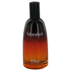 FAHRENHEIT by Christian Dior Eau De Toilette Spray (Tester) 3.4 oz (Men)