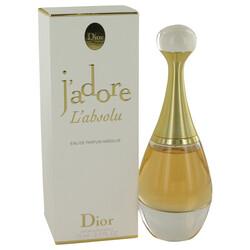 Jadore L'absolu by Christian Dior Eau De Parfum Spray 2.5 oz (Women)
