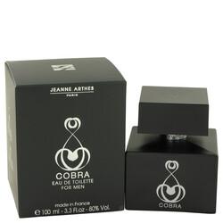 Cobra by Jeanne Arthes Eau De Toilette Spray 3.3 oz (Men)