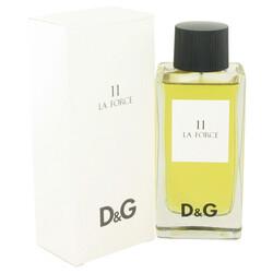 La Force 11 by Dolce & Gabbana Eau De Toilette Spray 3.3 oz (Women)