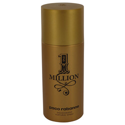 1 Million by Paco Rabanne Deodorant Spray 5 oz (Men)