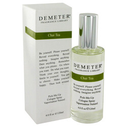 Demeter Chai Tea by Demeter Cologne Spray 4 oz (Women)