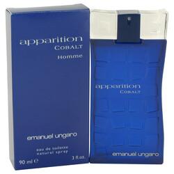 Apparition Cobalt by Ungaro Eau De Toilette Spray 3 oz (Men)