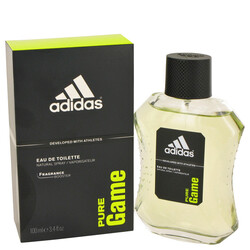 Adidas Pure Game by Adidas Eau De Toilette Spray 3.4 oz (Men)