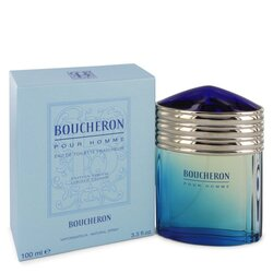 BOUCHERON by Boucheron Eau De Toilette Fraicheur Spray (Limited Edition) 3.4 oz (Men)