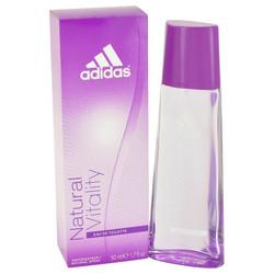 Adidas Natural Vitality by Adidas Eau De Toilette Spray 1.7 oz (Women)