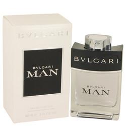 Bvlgari Man by Bvlgari Eau De Toilette Spray 2 oz (Men)