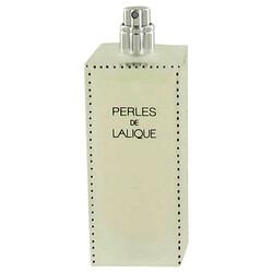 Perles De Lalique by Lalique Eau De Parfum Spray (Tester) 3.4 oz (Women)