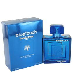 Blue Touch by Franck Olivier Eau De Toilette Spray 3.4 oz (Men)