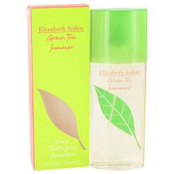 Green Tea Summer by Elizabeth Arden Eau De Toilette Spray 3.4 oz (Women)