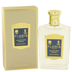 Floris Lily of The Valley by Floris Eau De Toilette Spray 3.4 oz (Women)