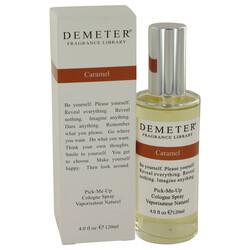 Demeter by Demeter Caramel Cologne Spray 4 oz (Women)