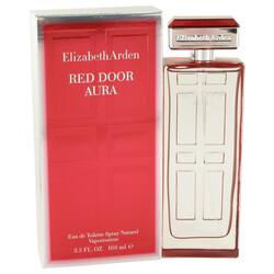 Red Door Aura by Elizabeth Arden Eau De Toilette Spray 3.4 oz (Women)