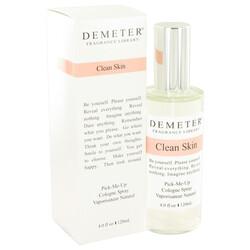 Demeter Clean Skin by Demeter Cologne Spray 4 oz (Women)
