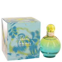 Island Fantasy by Britney Spears Eau De Toilette Spray 3.3 oz (Women)