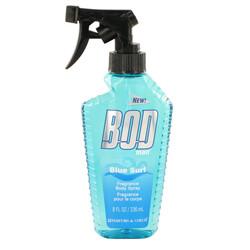 Bod Man Blue Surf by Parfums De Coeur Body Spray 8 oz (Men)