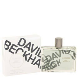 David Beckham Homme by David Beckham Eau De Toilette Spray 2.5 oz (Men)
